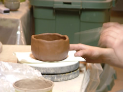 Hand Building Clay Techniques